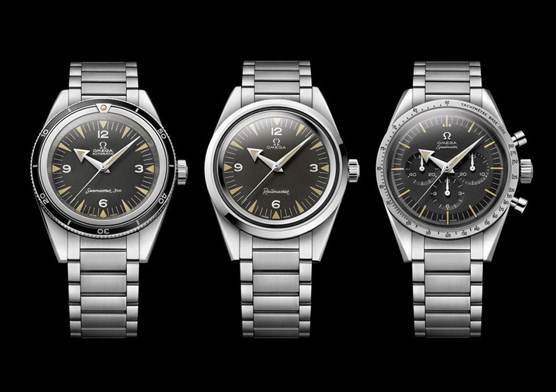 Omega 1957 Trilogy Replica